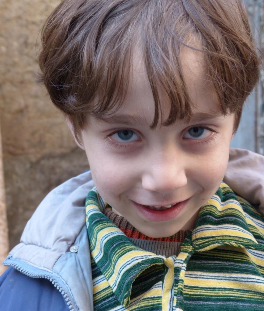Ahmed, uno de los miles de civiles que todavía residen en la Ciudad Vieja de Alepo. (Fotografía: Alberto Sicilia)
