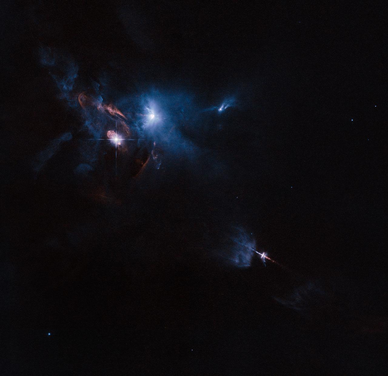 Crédito: ESA/Hubble y NASA