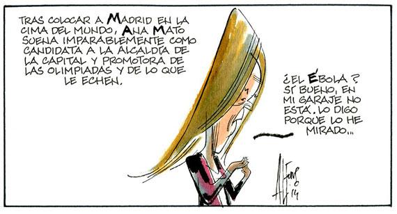 La marca España no cesa