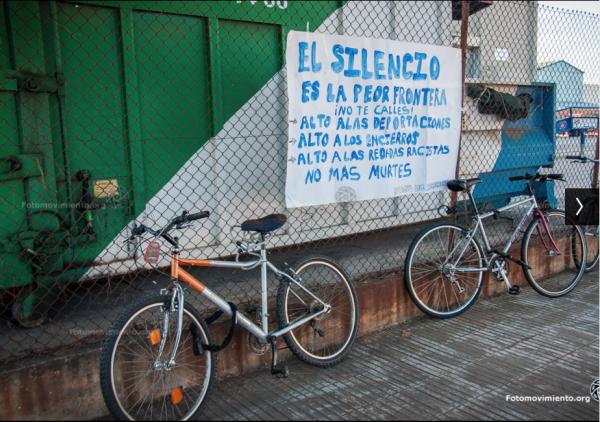 Tanquem els CIe - Foto Movimiento