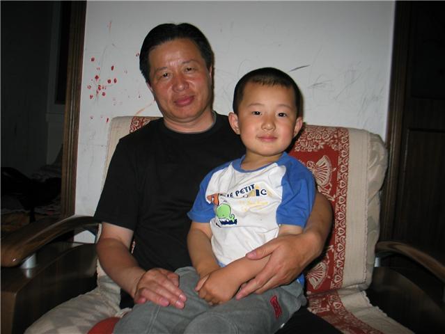 Gao Zhisheng (cedida por China Aid)