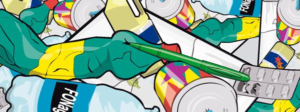 Los plásticos necesitan ayuda
