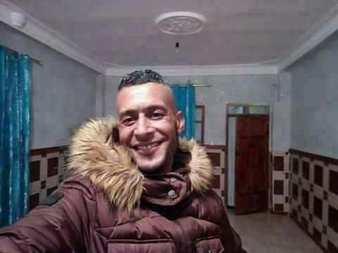 Mohamed Bouderbala.