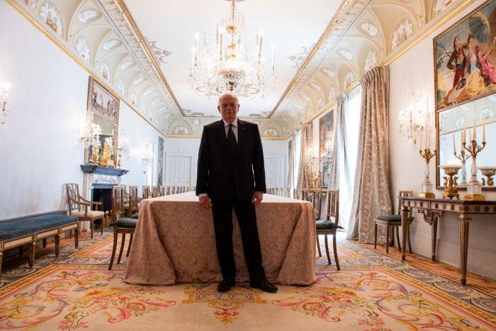 Josep Borrell, ministro de Asuntos Exteriores, Unión Europea y Cooperación. Foto: Ministerio de Asuntos Exteriores.