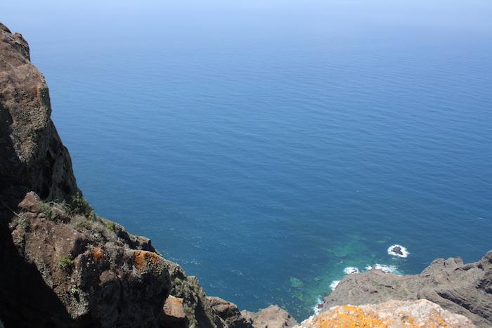 Vista del Mediterráneo. Foto: Pilar Lucía López