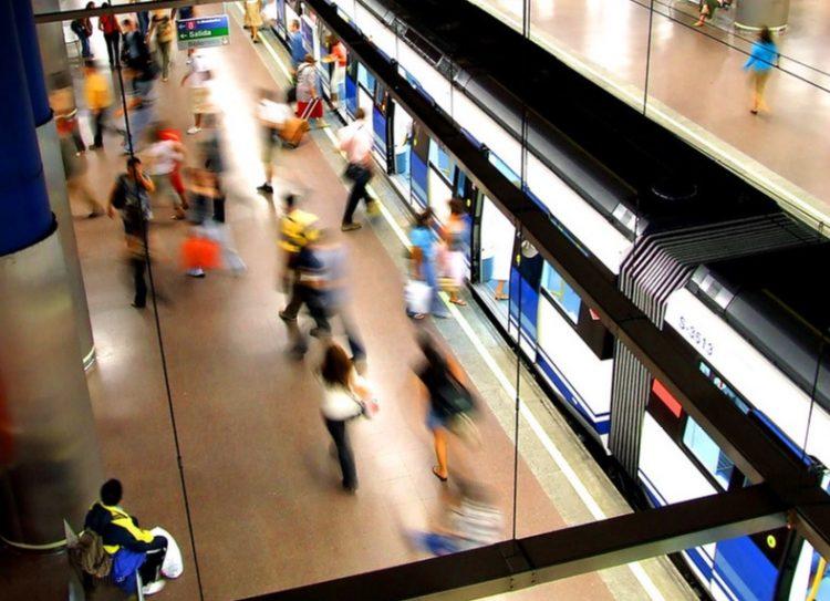 Metro de Madrid / Daniel Burgui Iguzkiza (CC BY-NC-SA 2.0)