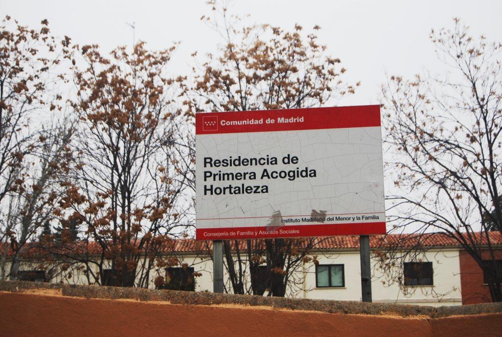 Centro de menores en Hortaleza, Madrid / Fotografía de Diana Moreno