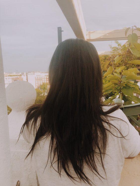 Fotografía de María