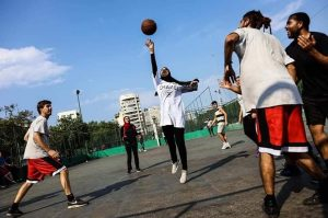Basket Beats Borders: el poder del baloncesto para derribar fronteras