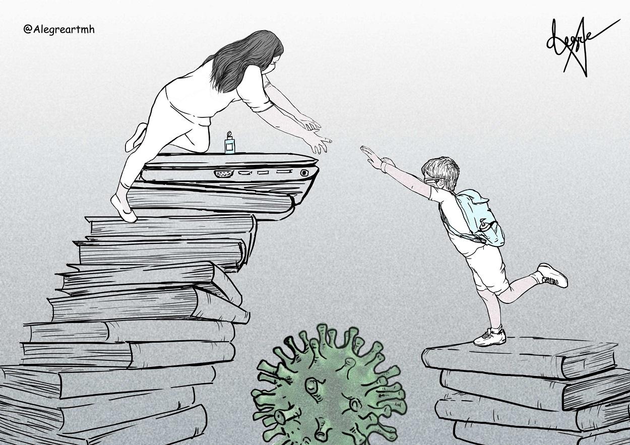 Ilustración: Verónica Montón Alegre