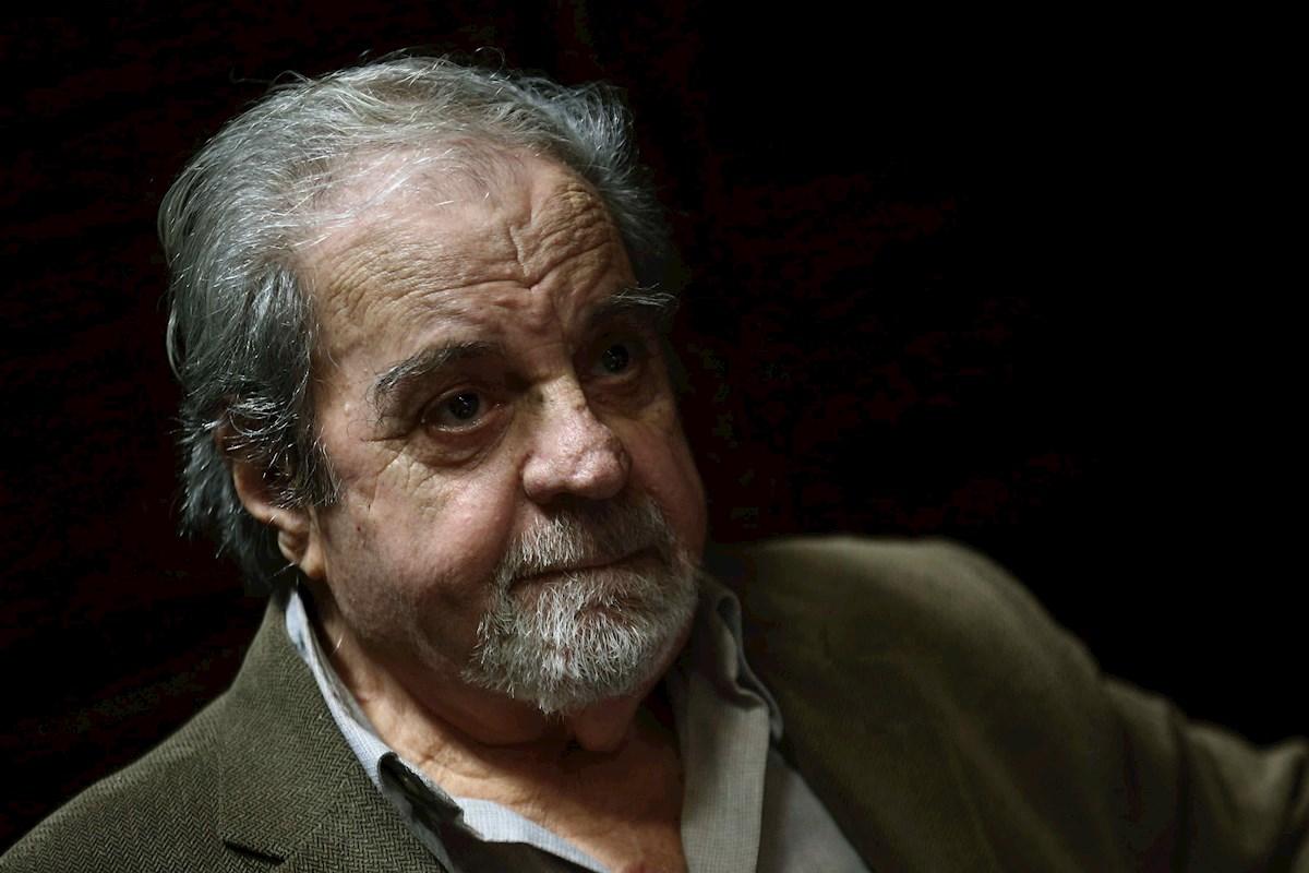 Fotografía de archivo (06/04/2017), del escritor, guionista de cine y periodista Juan Marsé. - EFE