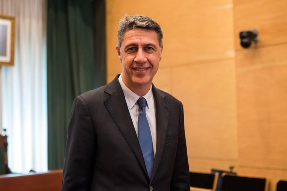 Xavier García Albiol. MIGUEL VELASCO ALMENDRAL