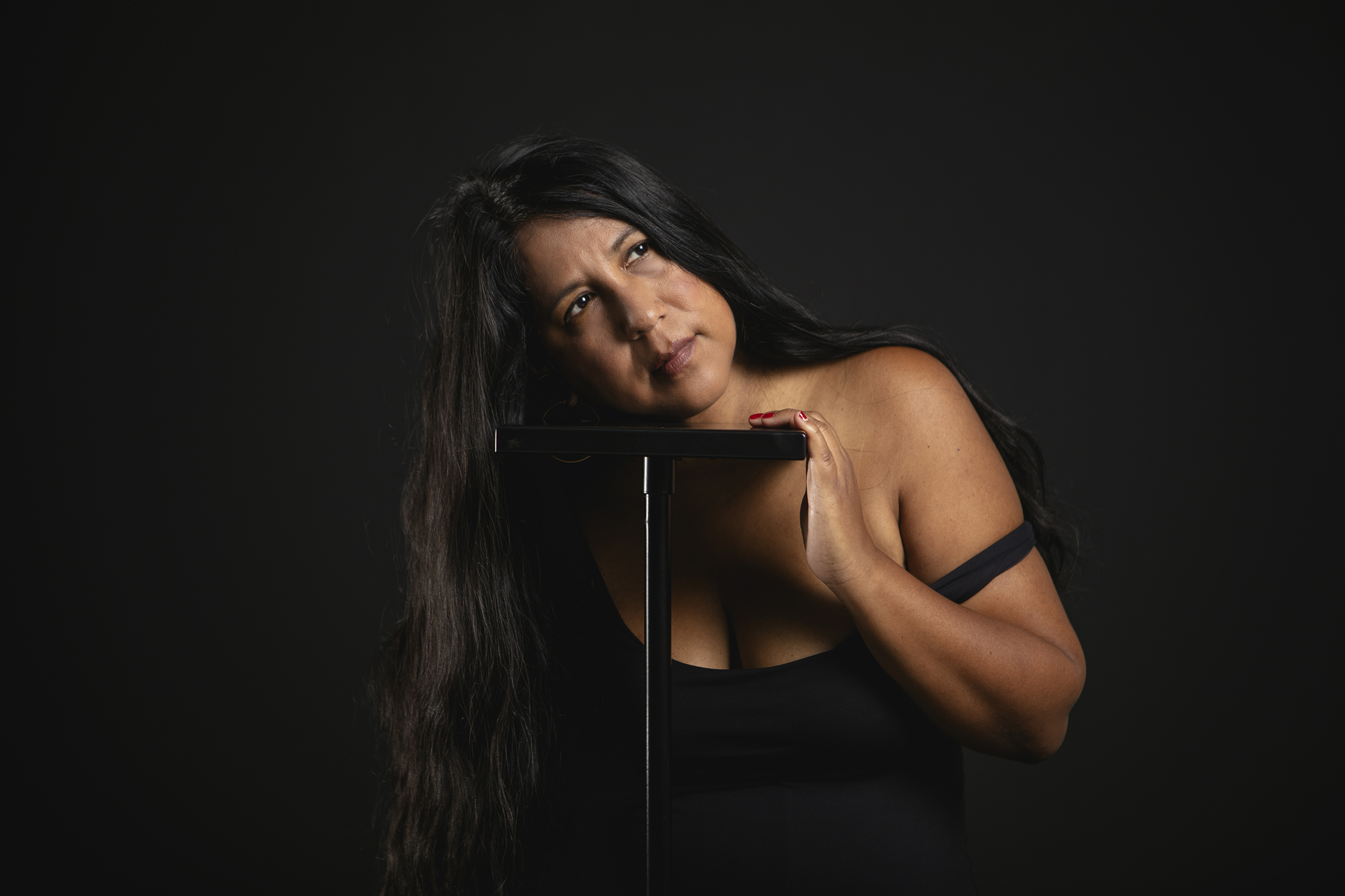 Gabriela Wiener, autora de la novela 'Huaco retrato'. / Sofía Álvarez (Literatura Random House)