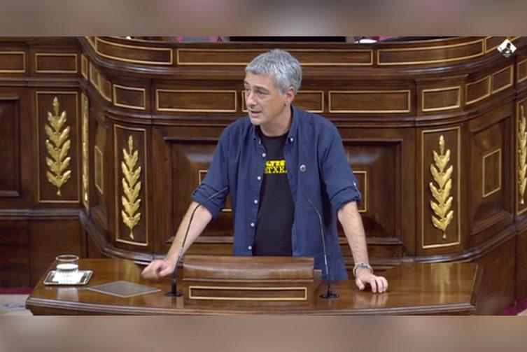 El desprecio a EH-Bildu es el desprecio a la democracia