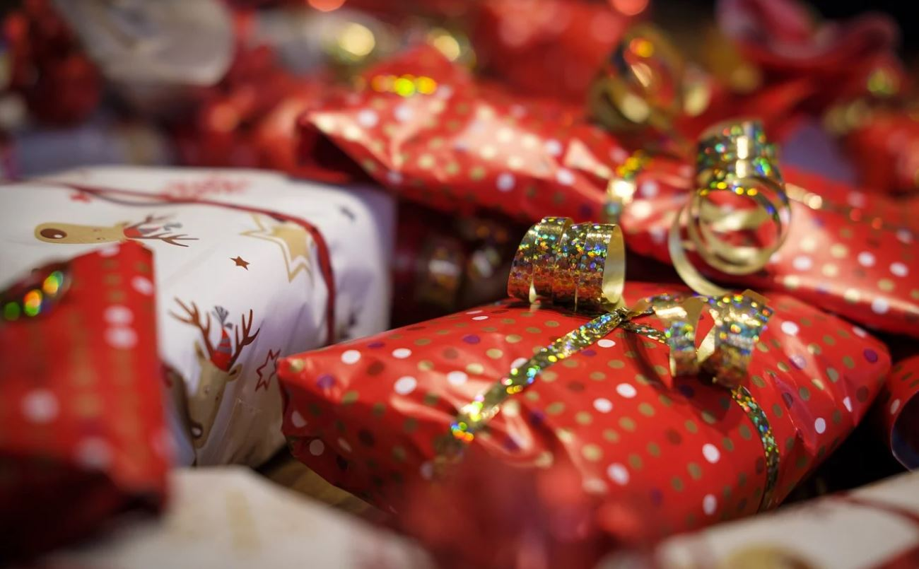 Regalar miseria en Navidad