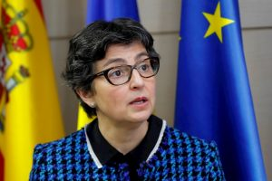 Laya, ministra marroquí de Exteriores