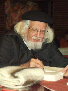 Ernesto Cardenal en Solentiname