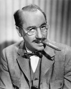 El coronavirus según Groucho
