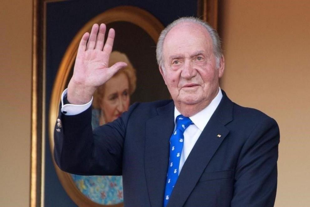 Juan Carlos I en una imagen de archivo.- EFE