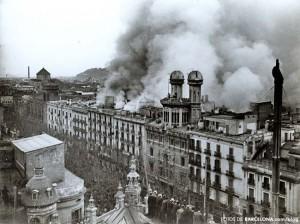 Terror en el hipermercado (2). Arde El Siglo