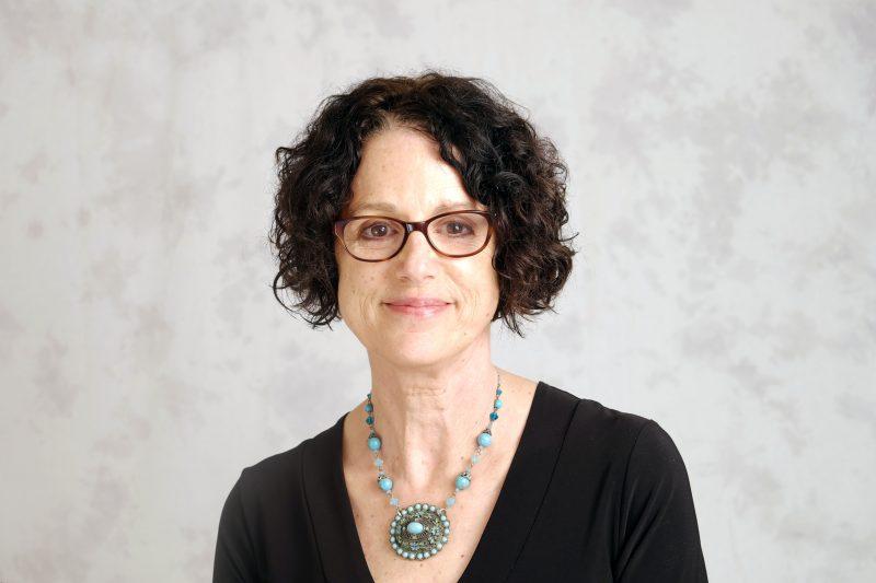 Robin DiAngelo, académica e investigadora.
