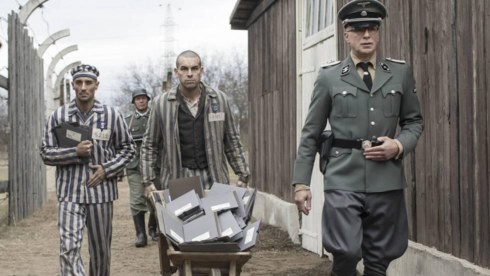 Una imagen de la película 'El fotógrafo de Mauthausen'.