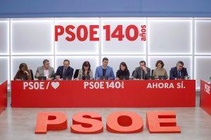 Hola, ¿está el PSOE?