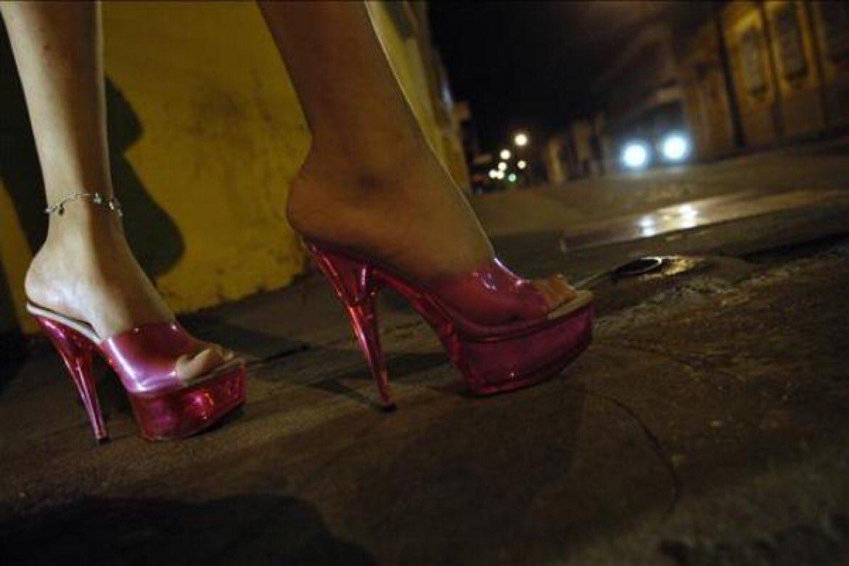 España es uno de los principales países de destino de la trata de mujeres con fines de explotación sexual. EFE/Archivo