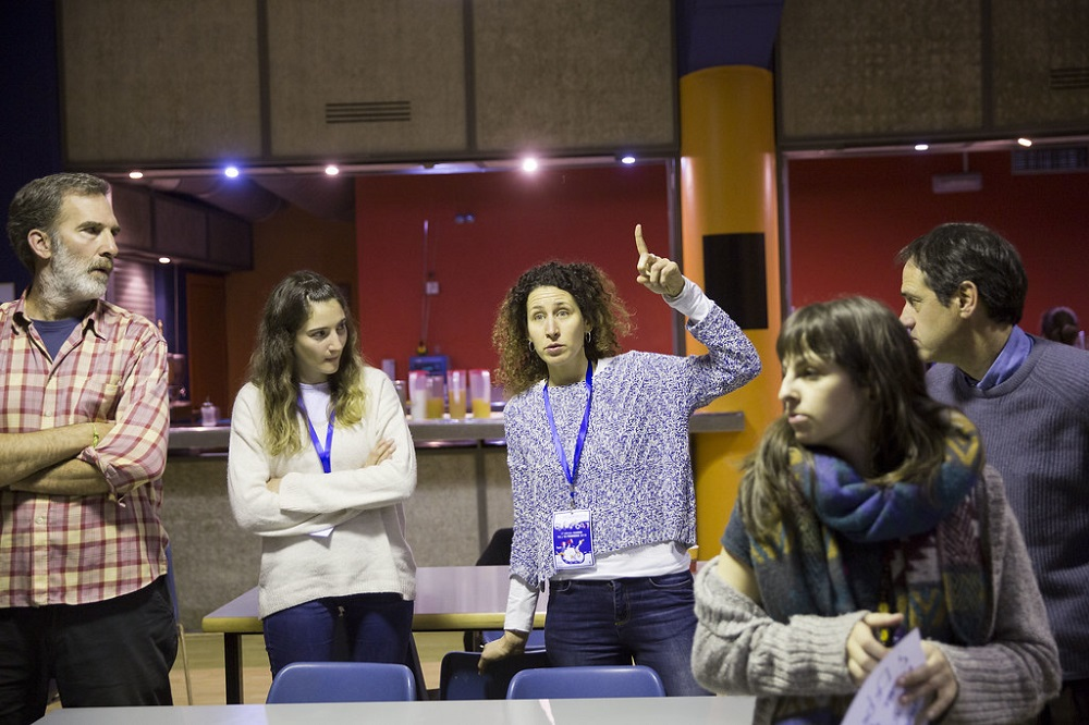 Encuentro de emprendimiento C2C de 2018. REAS Madrid