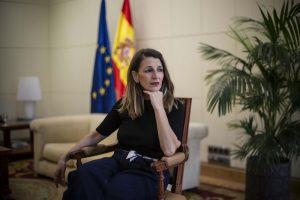 ¿Puede ser Yolanda Díaz presidenta de España?