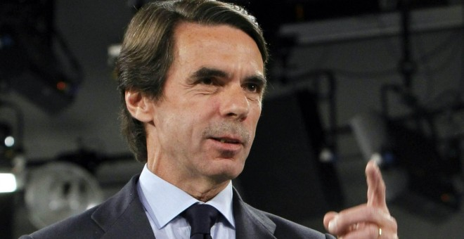 El expresidente José María Aznar tiene a su hermano Manuel en el Tribunal de Cuentas. EFE