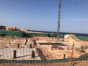 Los 'monstruos' costeros del cemento, en expansión