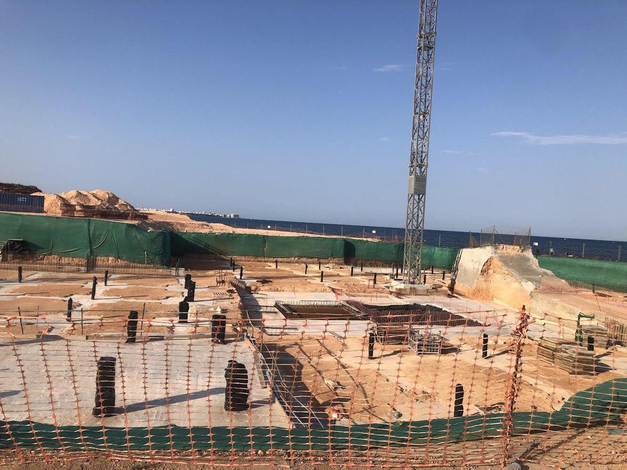 Imagen de las construcciones en Torrevieja. FOTO: Rosa M. Tristán