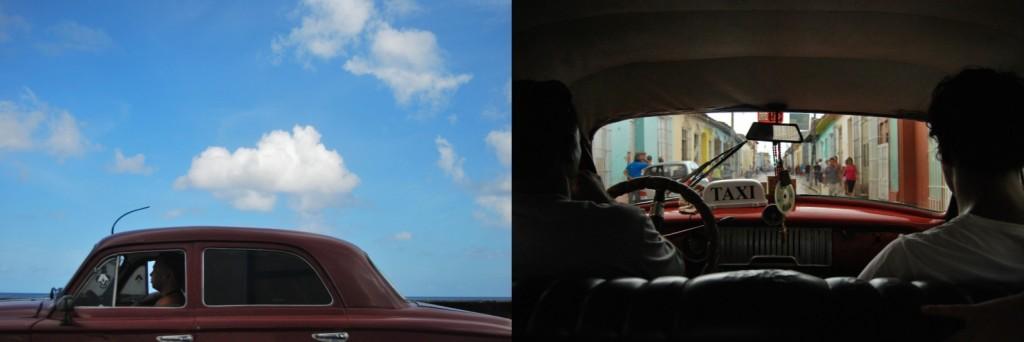 Taxi + Malecon