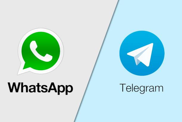 Che differenze ci sono tra WhatsApp e Telegram?