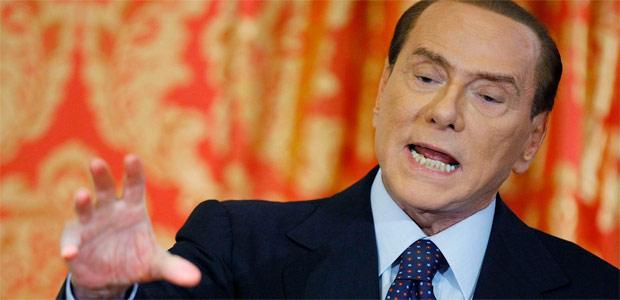 Berlusconi.Reuters