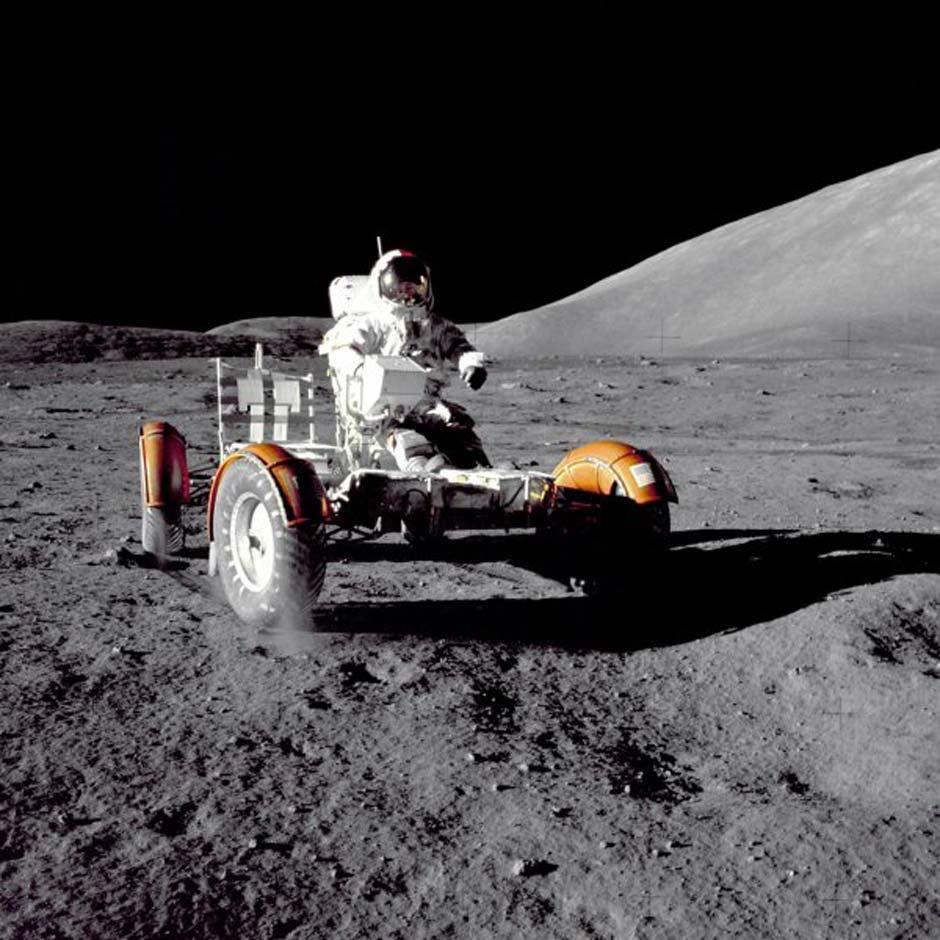 Los neumáticos del 'rover' deberían haber estallado sin una presión atmosférica externa a ellos