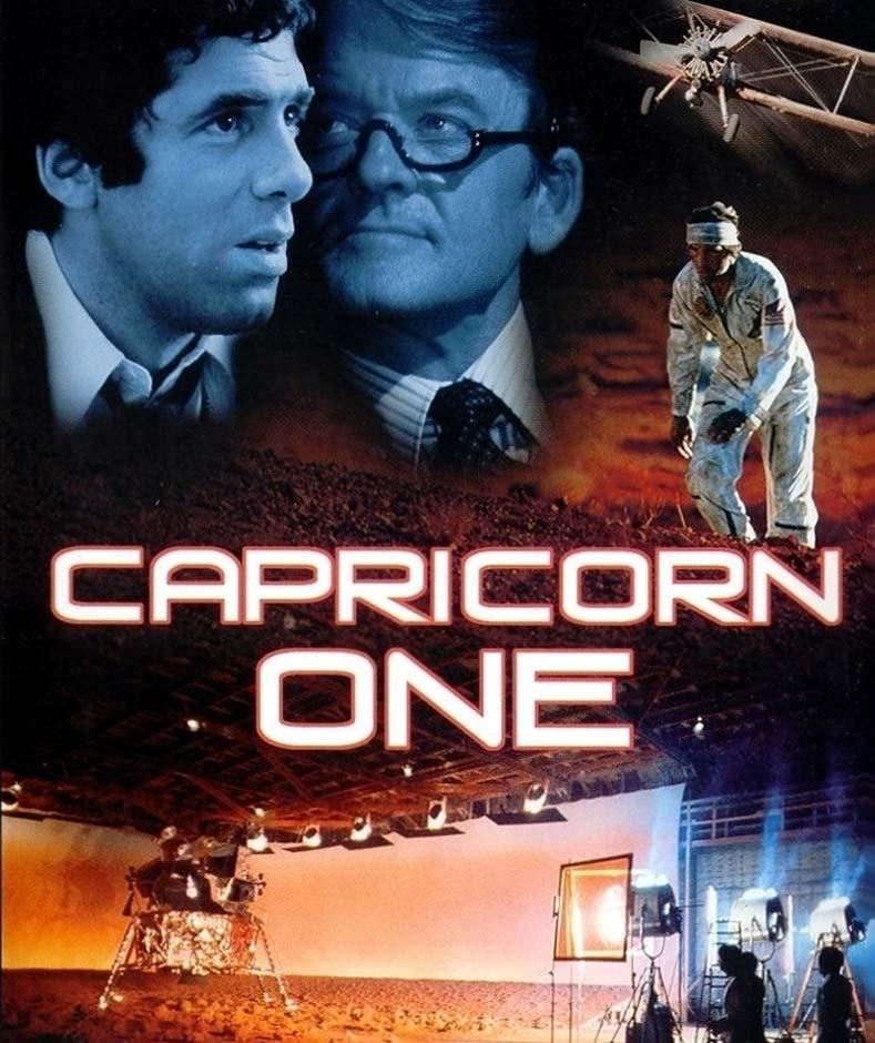 ¿Por qué se parecen tanto los vídeos de las misiones lunares y la película 'Capricornio Uno'?