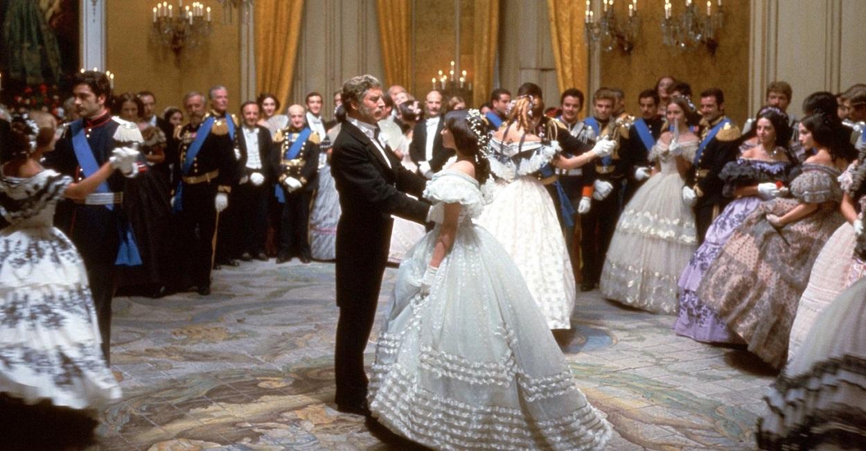 Imagen de la película 'El gatopardo' (1963), de Luchino Visconti.