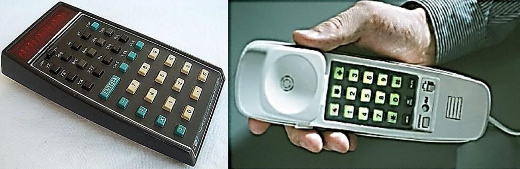 HP-35 + Telefono