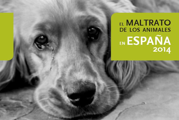 Maltrato animal España 2014 PACMA