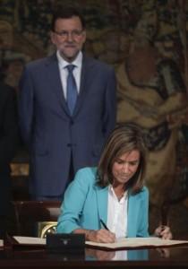 foto ministra