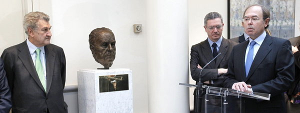 Fraga, un fascista