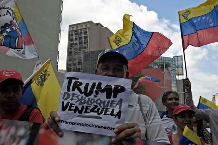 Venezuela: resistir, además, a Trump