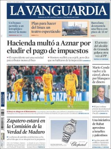 lavanguardia del 14 abril 16