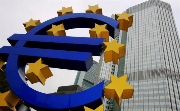 Imagen de archivo delBanco Central Europeo. EFE