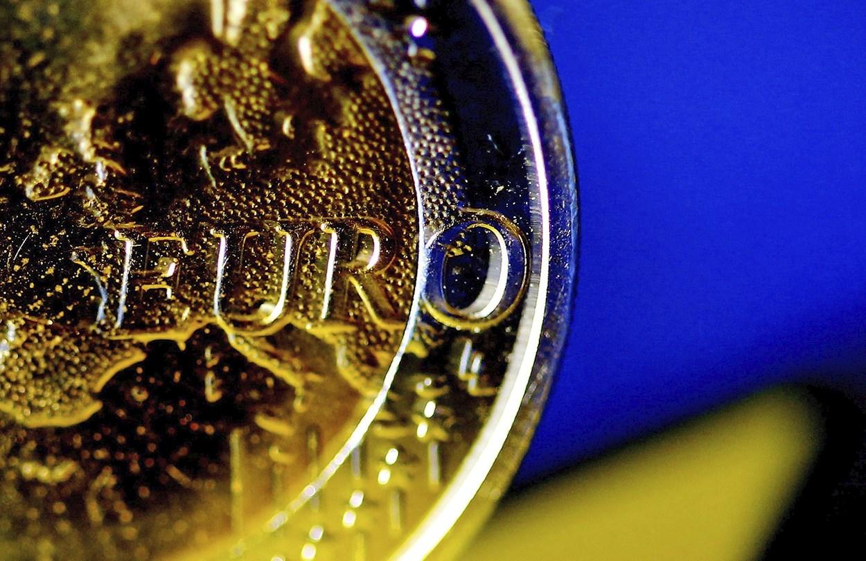 Detalle de una moneda de euro. EFE/Oliver Berg