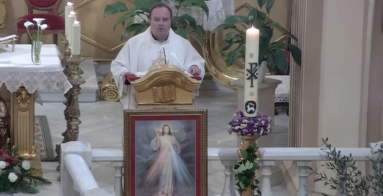 El párroco de Archena (Murcia), Alfonso Albuquerque.