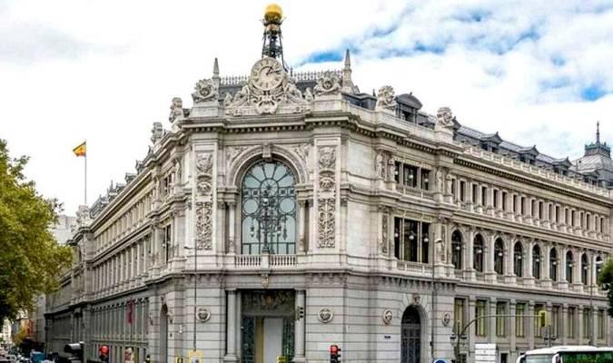 Sede del Banco de España.- EFE