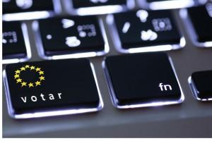 Voto electrónico en Elecciones Europeas